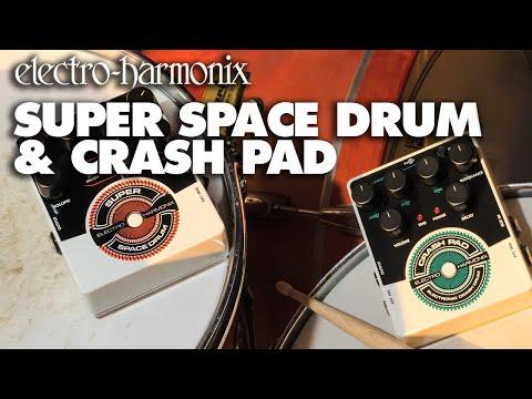 Electro-Harmonix Super Space Drum and Crash Pad