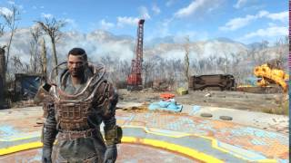 Cage Armor Outfit Fallout 4