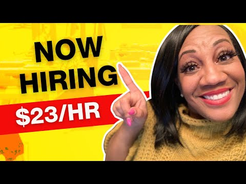 Legitimate Work From Home Jobs Hiring Now |PERFECT FOR MOMS