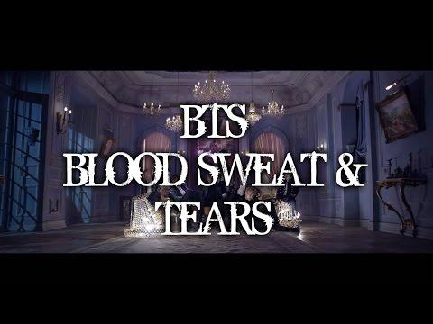 BTS - BLOOD SWEAT & TEARS MV names/members