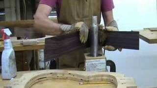 O'Brien Guitars - Luthier Tips du Jour - Side bending by hand