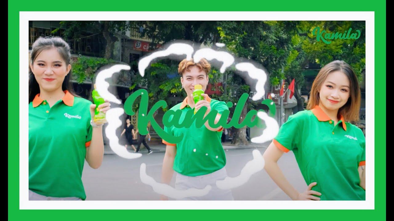 OOPS! CREW x KAMILA   Vũ điệu Kamila xua tan ngày hè  Dance and Choreography by Oops! Crew