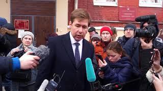 Участника акции 26 марта приговорили к году заключения