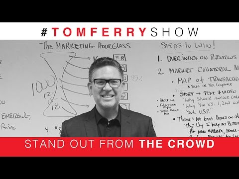 Get Noticed And Get More Deals | #TomFerryShow Episode 64