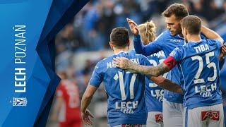Ważna wygrana. Kulisy meczu Lech Poznań - Miedź Legnica 2:1