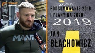 Jan Błachowicz o minionym roku w UFC, oczekiwaniach w 2020 i wyborze na Zawodnika Roku 2019
