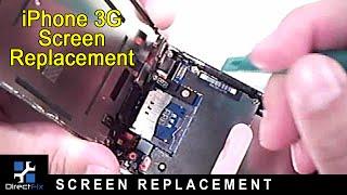 iphone 3g screen replacement directions   directfix com