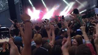 Flume - Holdin On - Live