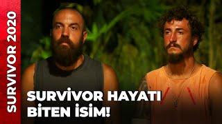 İŞTE SURVİVOR'A VEDA EDEN YARIŞMACI! | Survivor 2020