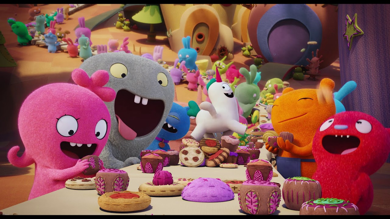 UglyDolls - Official Trailer - Coming To Cinemas August ...