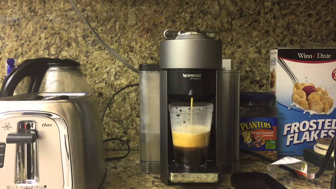 Review of winn dixie free appliances - Nespresso Vertuoline Evolou Deluxe
