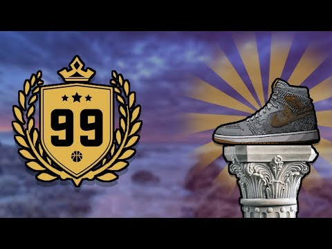 99 OVERALL GEESICE GETS CUSTOM NIKES!! | KYRIE`s? LEBRON`s or KD`s?