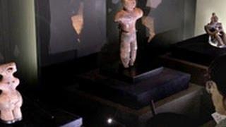 縄文国宝そろい踏み 札幌で「北の土偶」展  (2012/03/06)北海道新聞