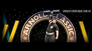 Arnold Classic Australia Strongman 2017 Day 3