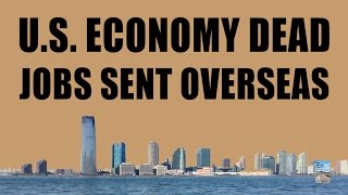 U.S. Economy DEAD! Recession Will Become DEPRESSION!