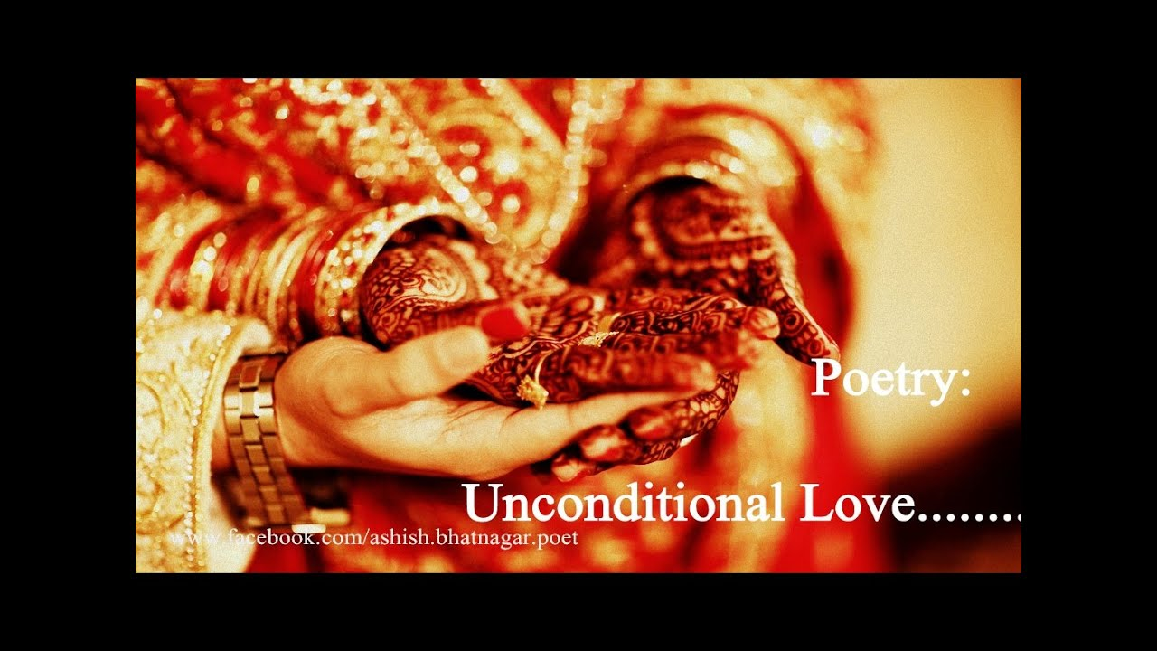Love Poem Unconditional HD