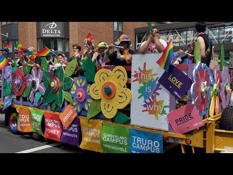 Halifax Pride Parade (July 22, 2017)