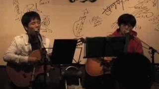 09年12月8日(火)名古屋・高岳フォーク村「ひまわり」にて♪ 74年♪とんぼ...