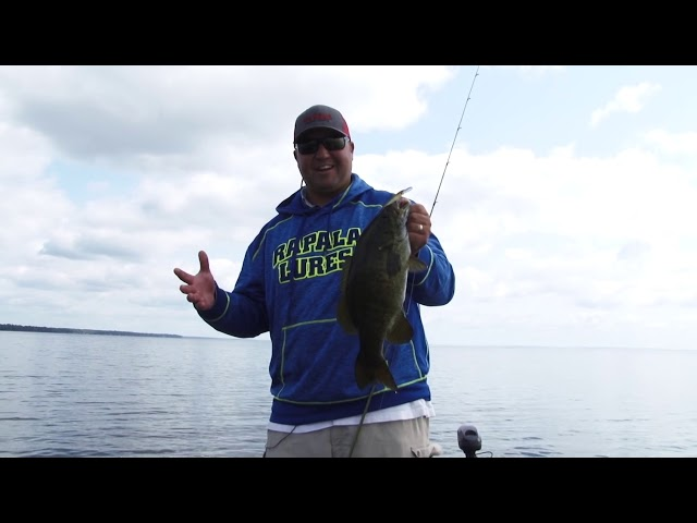 Fishing report Mille Lacs Lake Late August 2018