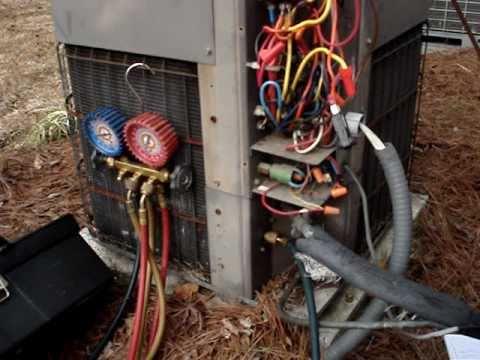 Hvac Service Lennox Heat Pump Defrost Board Retrofit