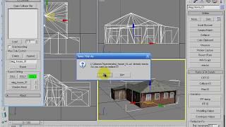 Урок по созданию COL файла для GTA San Andreas в 3ds Max