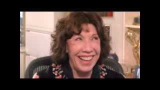 Lily Tomlin comes to Kuss Auditorium in Springfield, Ohio!