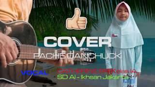 Aku Hafidz Qur'an (Lirik) - Ustdz Tri Yulianto - Cover Catherine BR kelas 1 SD - Usia 6 tahun