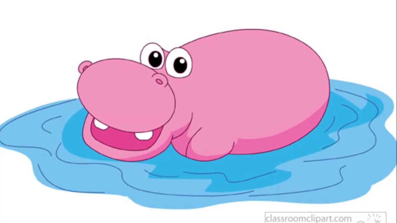 Jan Brzechwa Hipopotam Wiersz Bajka
