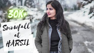 Harsil | Snow Wonder Of Uttarakhand | Was not Possible to Reach here | Cinematic