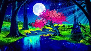 Good Night Music | Soothing Deep Sleep Music | Delta Waves Sleeping Music | 528Hz Calm Healing Music