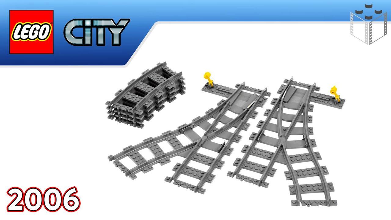 7895 Lego City Switching Tracks