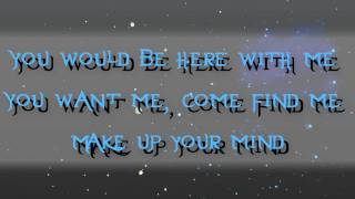 Evanescence-Call Me When Your Sober Lyrics