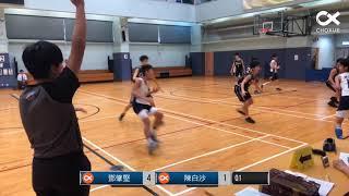 Publication Date: 2018-12-05 | Video Title: 2018-2019年學界乙組 鄧肇堅vs陳白沙 上半場