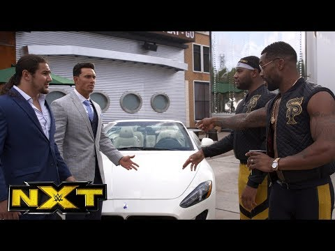 Tino Sabbatelli & Riddick Moss tell The Street Profits to back away from the Maserati: Nov. 1, 2017