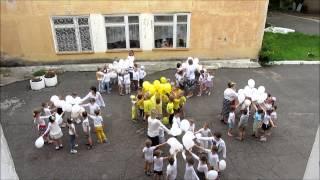 """Ромашковый флешмоб (МБДОУ №55 """"ИСКОРКА"""" г.Ковров)"""