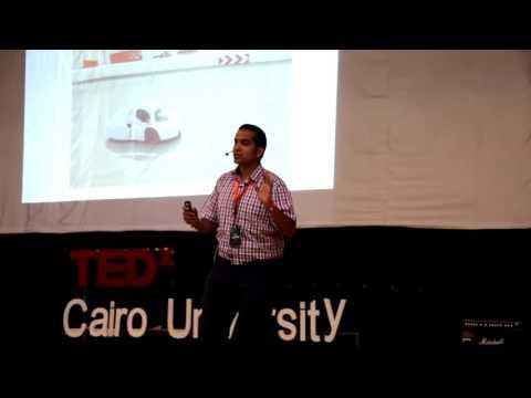 A Black Solution | Youssef Ibrahim | TEDxCairoUniversity