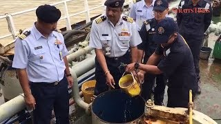 MMEA detains vessel laden with high grade diesel off Terengganu waters