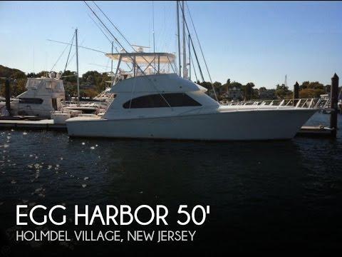 Used 2007 Egg Harbor 50 Sport Fish for sale in Holmdel Village, New Jersey
