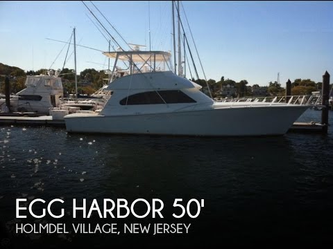 Used 2007 Egg Harbor 50 Sport Fish for sale in Holmdel Village, New Jersey