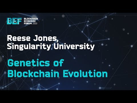 "BEF2018: ""Genetics of Blockchain Evolution"""