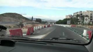 дорога в Испании way Spain.mp4