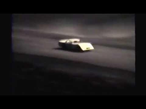 1985 races at Black Hills Speedway #110 Nationals sportsman trophy dash