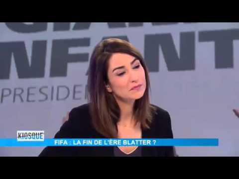 Intégrale kiosque : La FIFA de Gianni Infantino