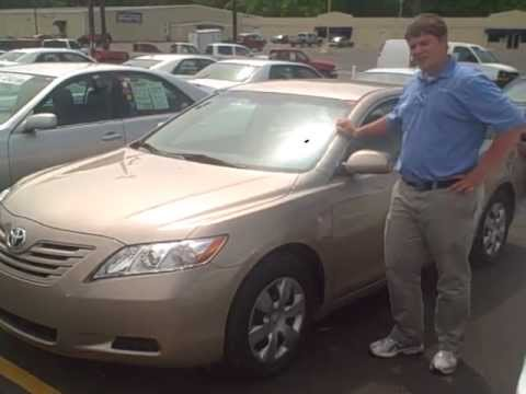 2009 Toyota Camry Le Tan 73607
