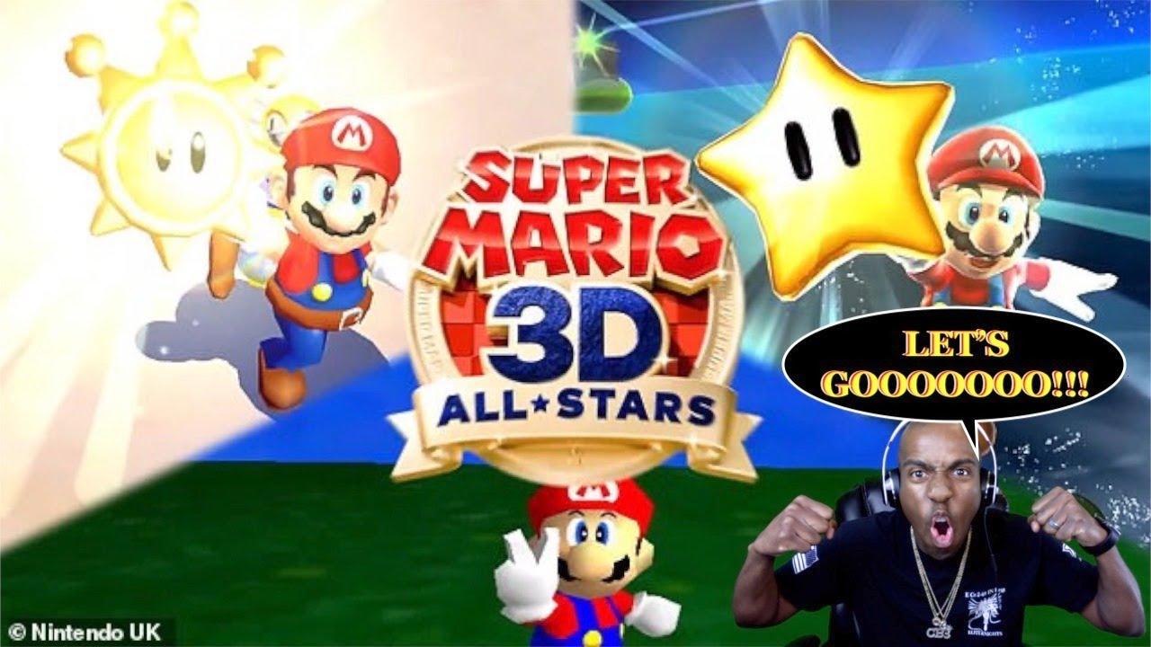 MARIO GALAXY PLAY [SUPER MARIO 3D ALL STARS] EP. 2