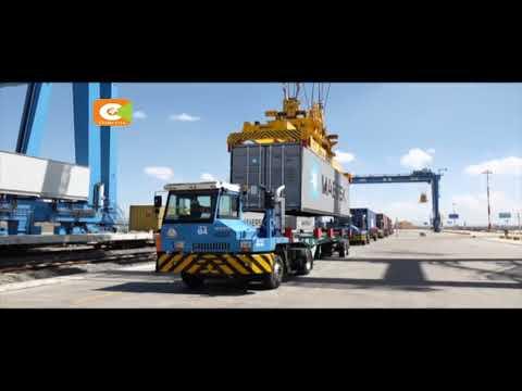 Kenyatta announces 50% discount for Inland Port use