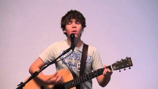 I Still Believe - Jeremy Camp (Acoustic Cover by Drew Greenway)