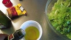 Maailman paras salaattikastike ja fenkolisalaatti
