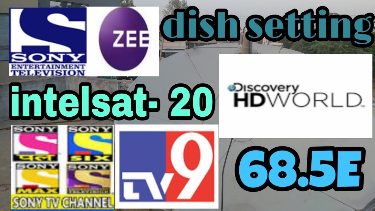 Intelsat 17 66 E Dish Setting and Channel List How to set