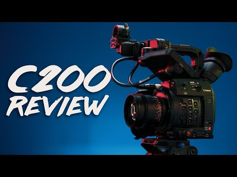 Canon C200 Review and Footage